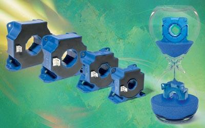 Transductores de corriente basados en ASIC