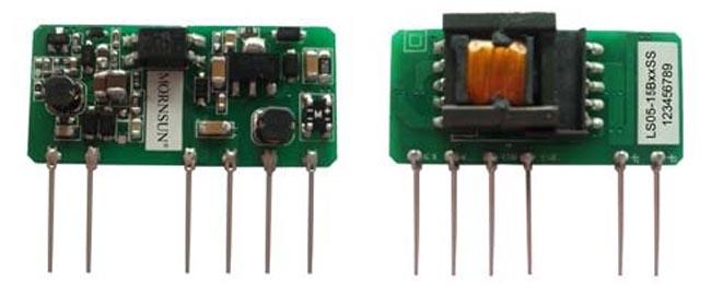 Fuentes de alimentación para circuito impreso