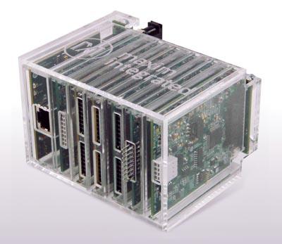 Plataforma de referencia Micro PLC