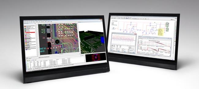 Herramienta para integración de diseño de PCB