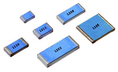 Resistencias de sensores de corriente