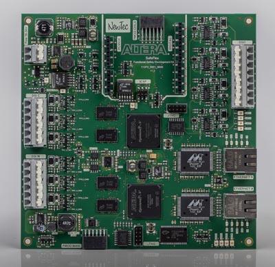 Tarjeta de desarrollo con seguridad para FPGA