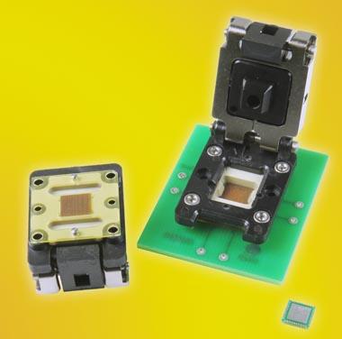 Socket de 10 GHz para QFN40