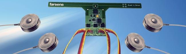 tag RFID con monitor de peso