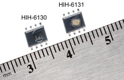 Sensores de humedad y temperatura
