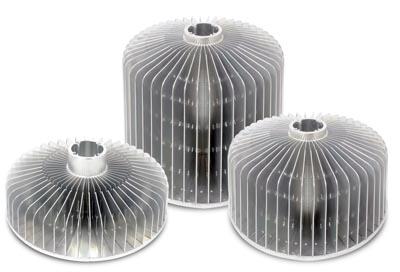 Disipadores para LED de alta potencia