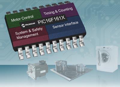 Microcontroladores con periféricos independientes