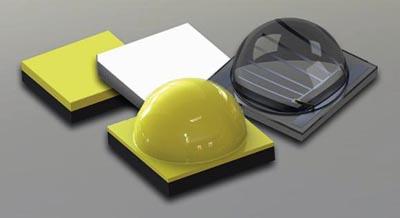 Encapsulados para chips LED