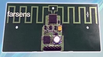 tag RFID con monitor de presión