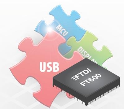 Interface USB 3.0 con poca cantidad de pines