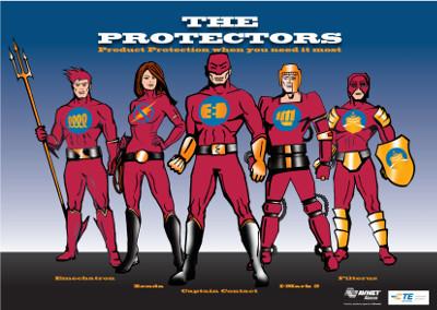 Protección de sistemas electrónicos