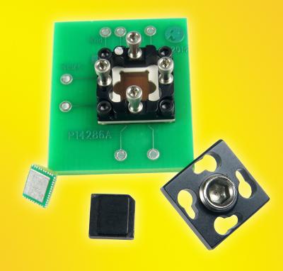 Zócalo de 30 GHz para encapsulado QFN34