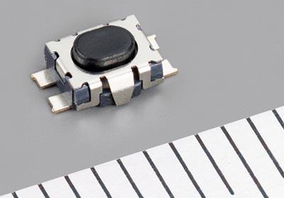 TACT Switch para sistemas de automoción