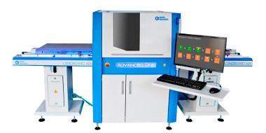 Sistema de inspección para test de PCB