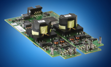 Drivers de MOSFET SIC duales
