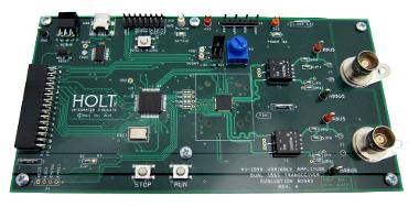 Kit de desarrollo con MCU y software