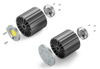 Disipadores de calor para LEDs