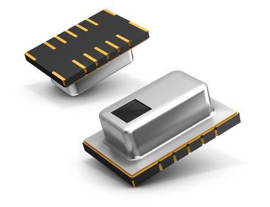 Sensor de array para termopila