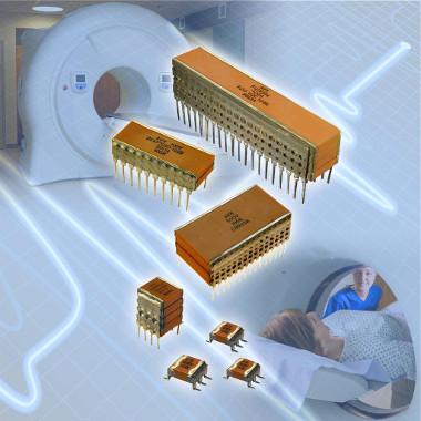 Condensadores SMPS apilados