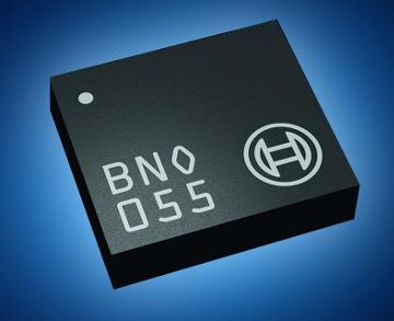 Sensor de nueve ejes para dispositivos móviles