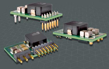 convertidores de punto de carga PoL