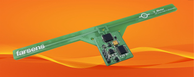 sensor RFID con monitor de valor