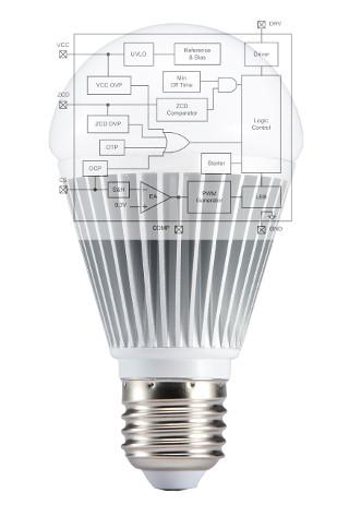 Driver para iluminación LED
