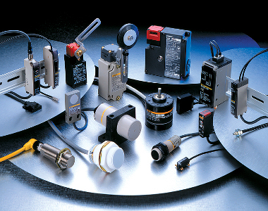 Sensores, switches y relés