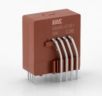 Sensores de corriente para ensamblar en PCB