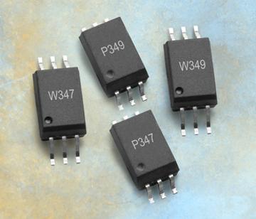 Optoacopladores con IGBT y MOSFET