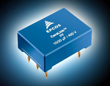 Condensadores para aplicaciones de elevada frecuencia