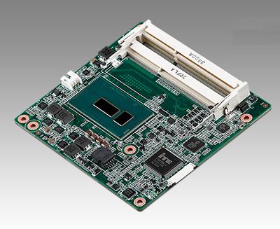 Módulo CPU en formato tarjeta
