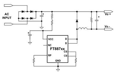 Drivers controladores para iluminación LED