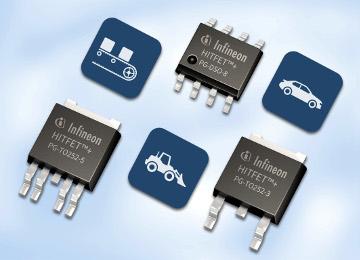 MOSFETs altamente integrados