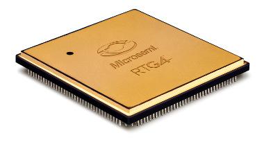 FPGAs resistentes a la radiación
