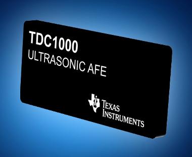 Sensor analógico para medición de ultrasonidos