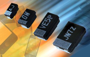 Condensadores chip ultra planos