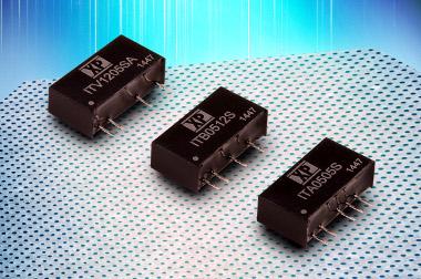 convertidores DC/DC de 1W