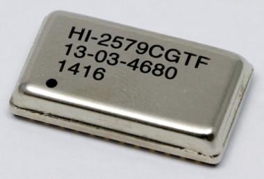 Transceptor dual MIL-STD-1553