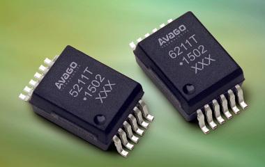 Optoacopladores de doble canal para automoción