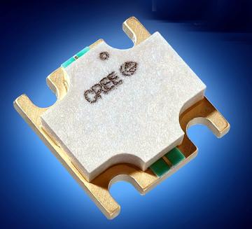 Transistores MMIC de Nitruro de Galio