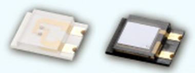 Emisor IR y fotodiodo PIN para oxímetros