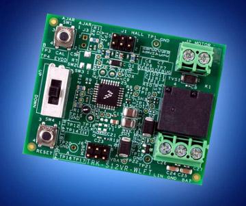 Diseño de referencia para control de motor DC