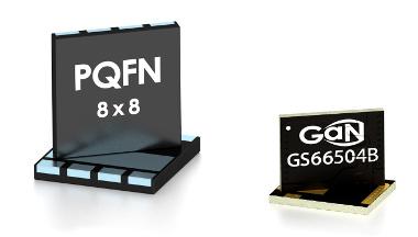 Transistores de potencia GaN de 650 V y 15 A