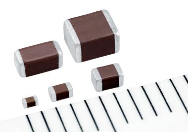 Condensadores para automoción MLCC