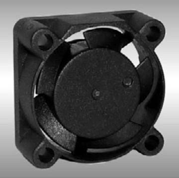 Ventiladores axiales para corriente continua