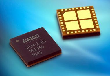RFIC en miniatura para sistemas de radio