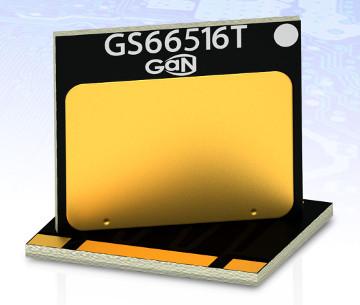 Transistores de potencia de Nitruro de Galio