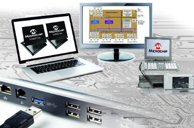 Concentradores USB 3 Smart Hub