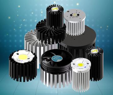 Soluciones para refrigeración de LEDs